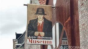 Jopie Huisman museum Workum, bezoek Hindeloopen of Stavoren