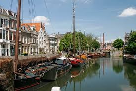 Rondrit Rotterdam, koffie op de SS-Rotterdam en lunch bij tante Sjaar