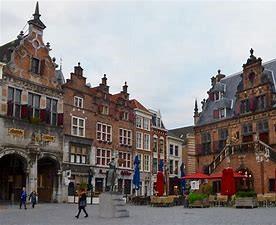 Stadsbezoek Nijmegen