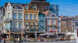 Stadsbezoek Den Bosch