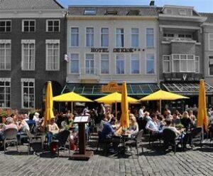 Winkelen in Breda, de Markt en het Begijnhof